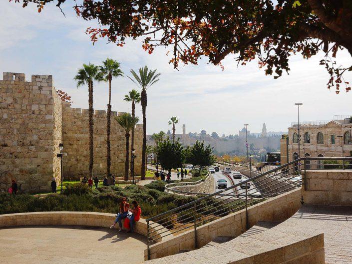 Travel photography Jerusalem