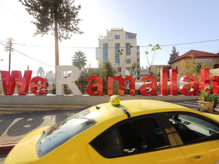 Travel photography Ramallah, Palestine
